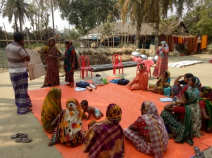 "group meeting of 'joba"" women group"
